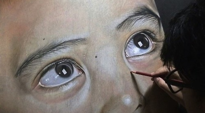 Realist artist Ivan Hoo