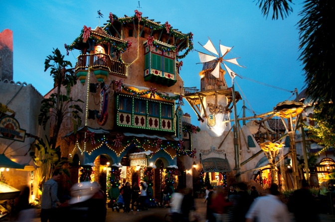 These Are the 10 Best Amusement Parks in the World