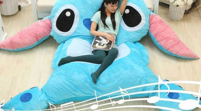 Comfortable Cartoon Beds to increase your homes beauty