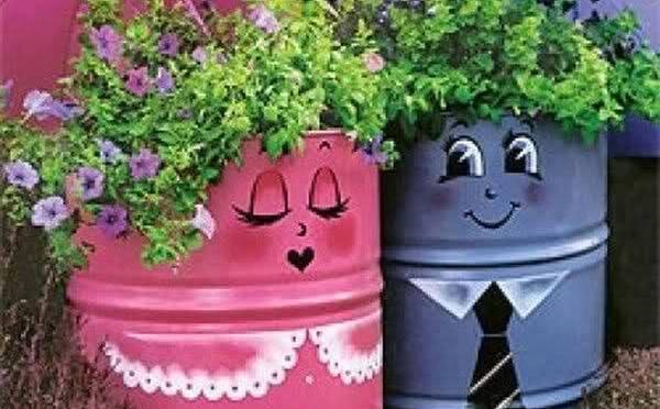 DIY backyard gardening ideas
