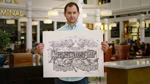Jake Weidmann – Youngest Master Penman of this world.