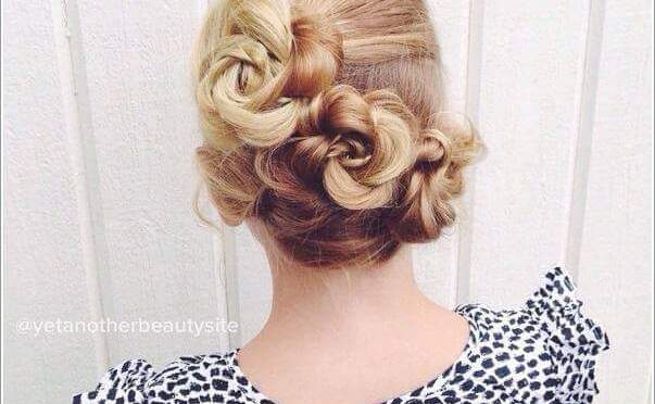Beautiful hairstyles