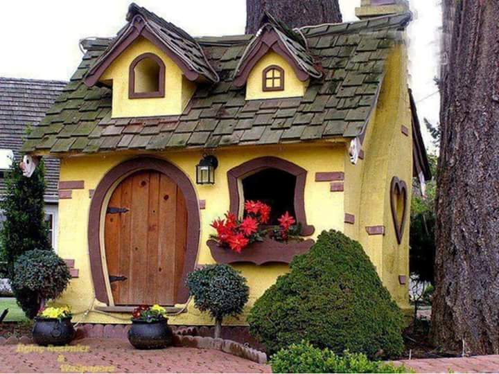 Beautiful cottages in the lap of nature Gkindshivani