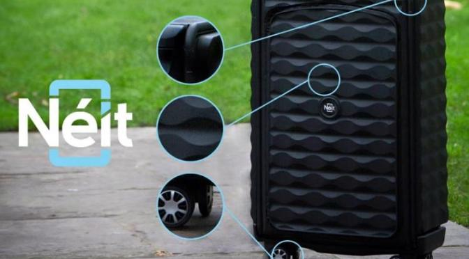 Have you heard about Smart luggage? Here are the two products by Neit and Barracuda
