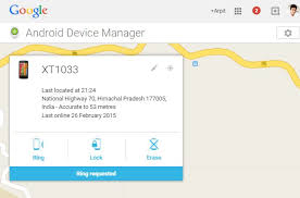 How to find and locate your lost smartphone or any android device just in one minute even if it is in silent mode.