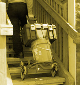 Climbing Stairs Cart – The most required product