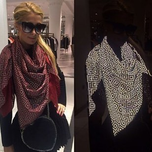The scarf that's driving Celebs crazy to go invisible in public.